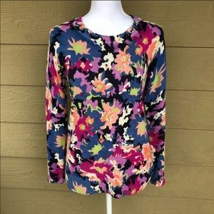 Forever 21 Multi Color Sweater Size S